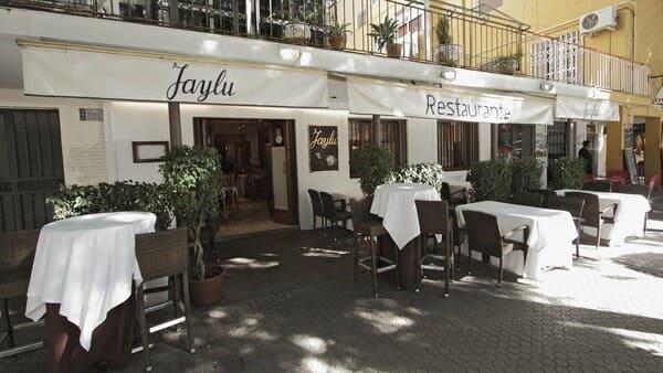 Restaurante Jaylu en sevilla