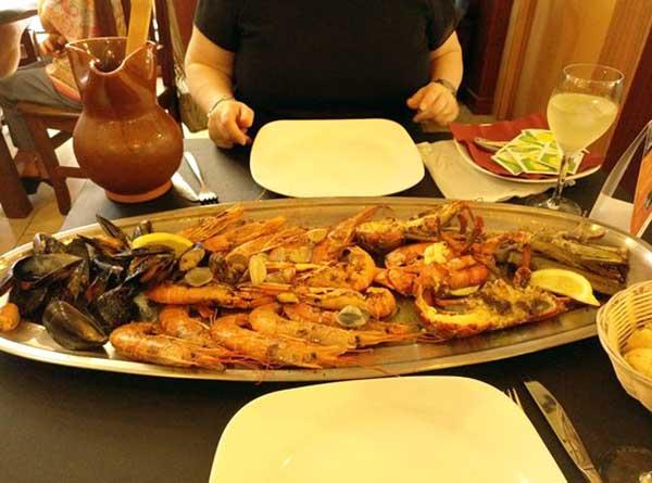 Antikus restaurante en Barcelona