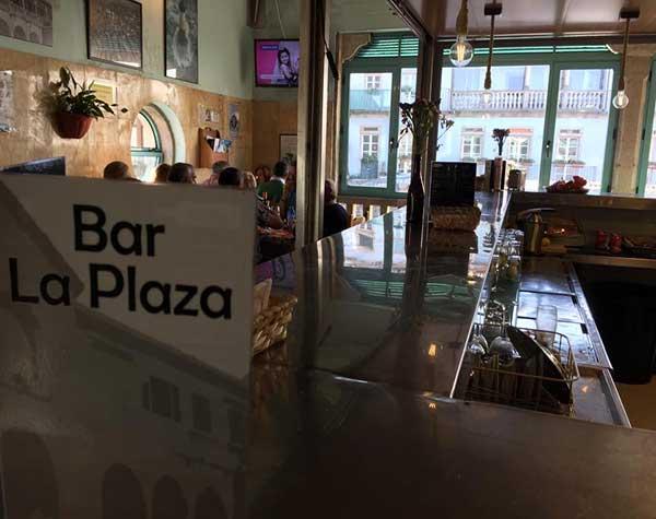 Bar la Plaza Pontevedra