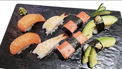 Teruel Bushido restaurante de sushi