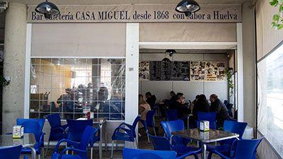 Casa Bar miguel Huelva