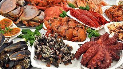 comer mariscos en Alicante