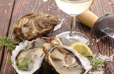 comer las mejores ostras