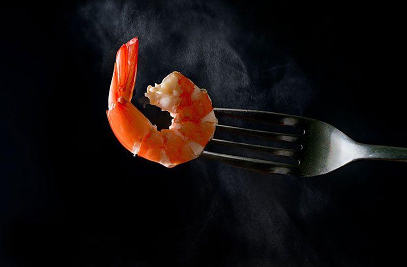 como cocer y servir marisco
