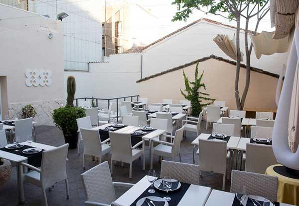 Restaurante El 13 de San Antonio en Cáceres