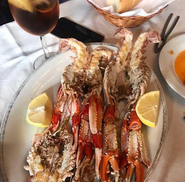 Restaurante El Caracol Moderno Melilla