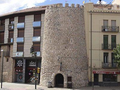 Bar torreón Teruel