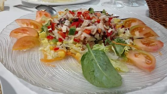 Ensalada de salpicón - restaurante en Albacete