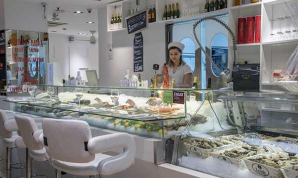 Restaurante Fishhh! En Barcelona