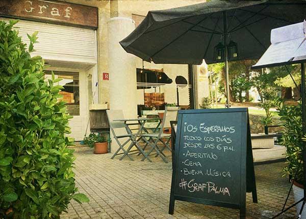 Restaurante GRAF Palma