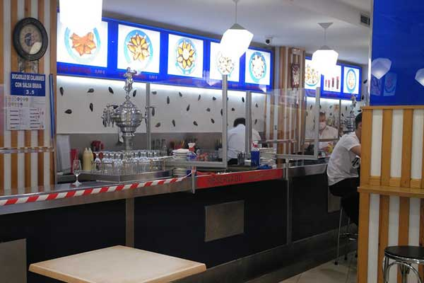 Restaurante la Mejillonera