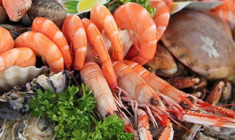 mariscos en Ceuta