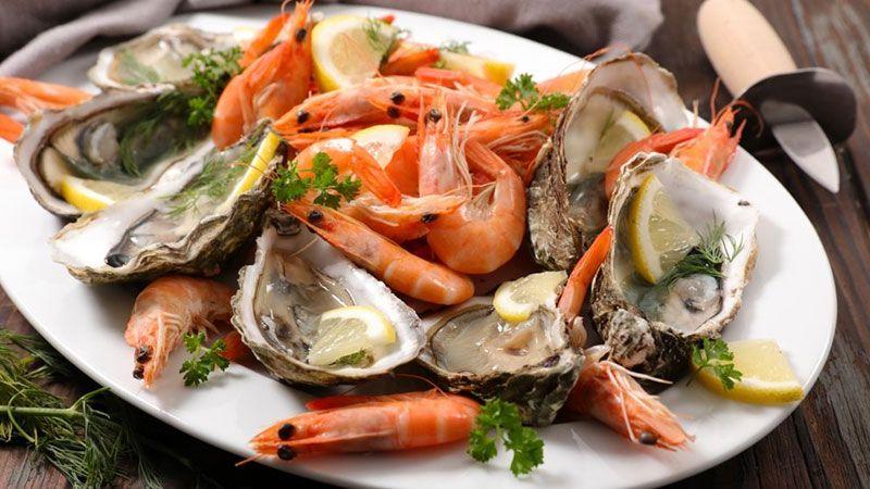 comer mariscos en lugo