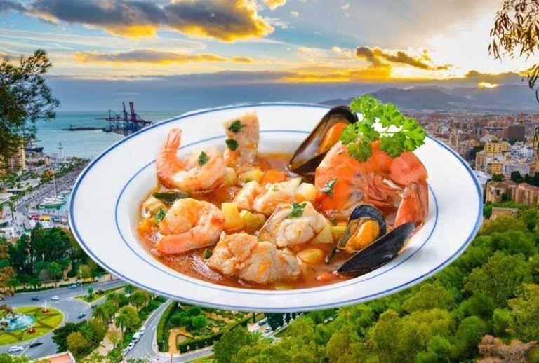 Dónde comer mariscos en Málaga