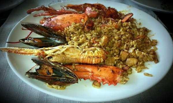 Restaurante Pins Mar