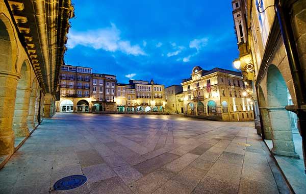 Praza Maior de Ourense