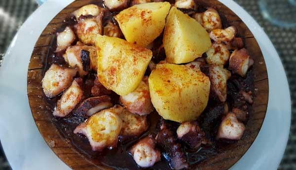 Restaurante Cáncamo Mariscos
