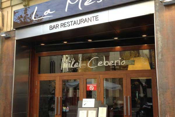 Restaurante La Mesa de los Tres Reyes