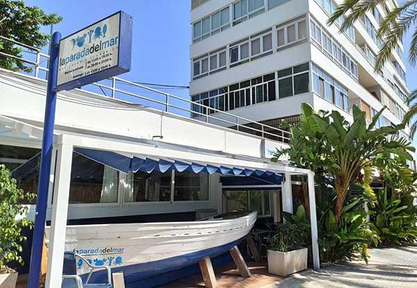 Restaurante La Parada del Mar en Illes Balears