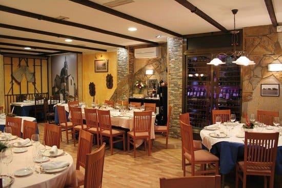 Restaurante ribel - zamora