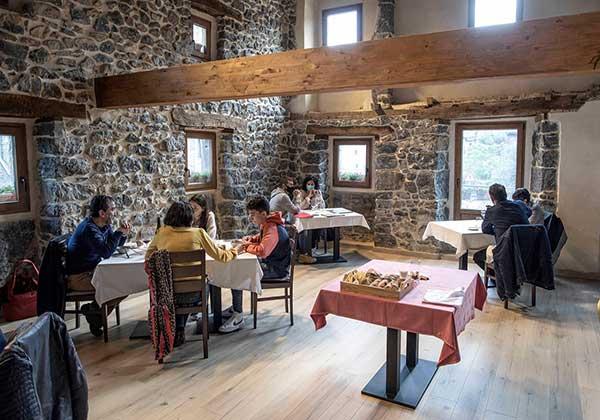 Restaurante Ronquillo en Cantabria