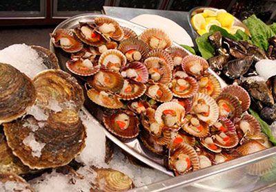 restaurante virgen del mar
