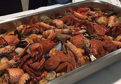 Ríos A coruña: Dónde comer marisco en a Coruña