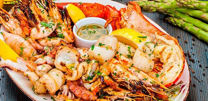 Descubre dónde comer marisco en Girona