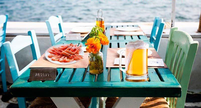 conoce dónde comer mariscos en Huelva