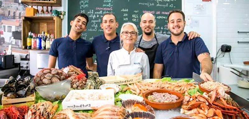 conoce la mejor marisquería de Huelva.
